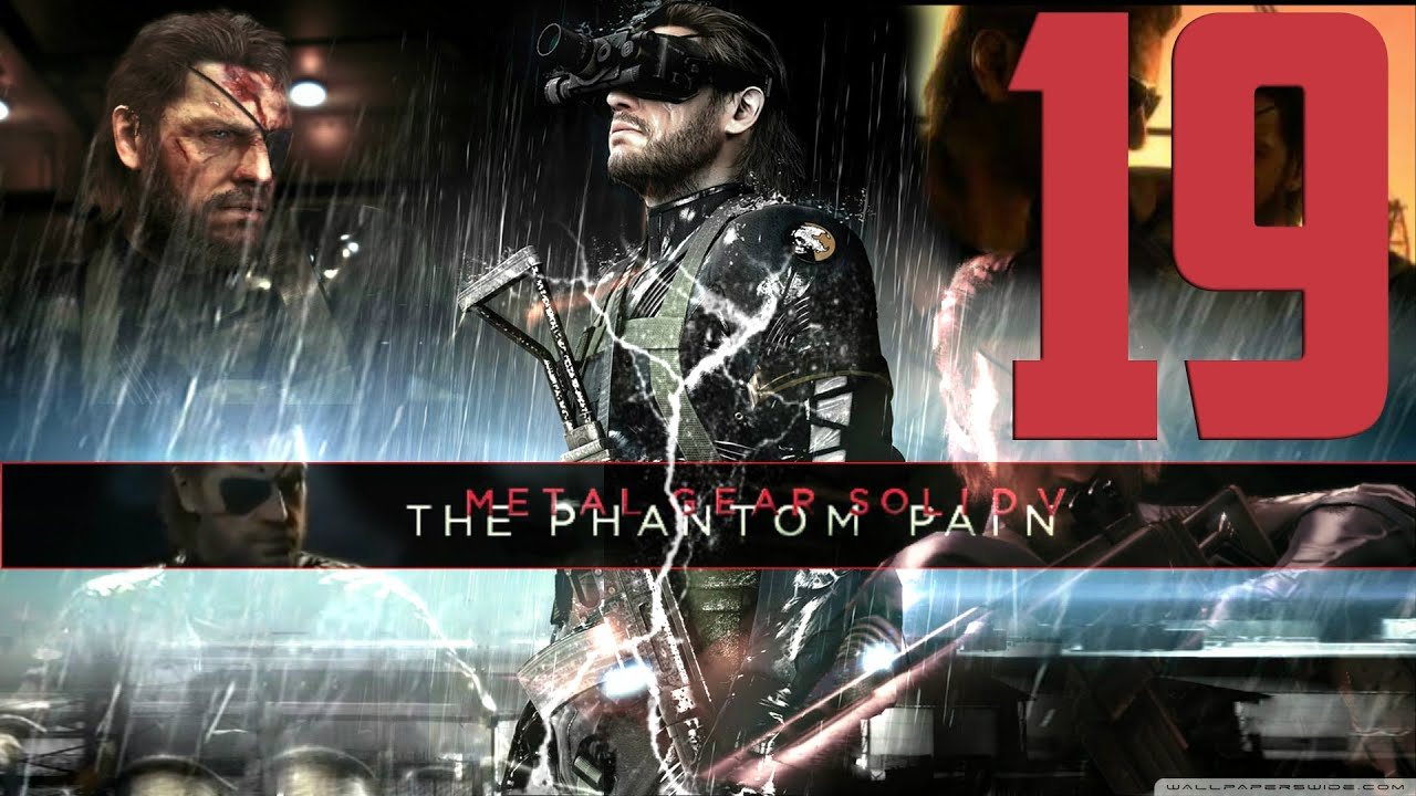 Metal Gear Solid V The Phantom Pain Ultra 60fps 1080p 19 Dop