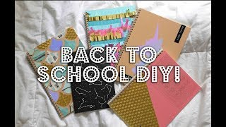 Back to School DIYs!