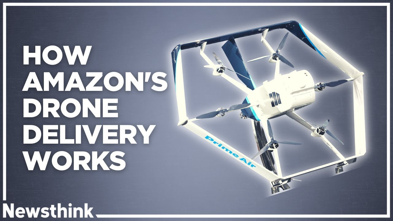 Amazon Prime Air: How 30-Minute Drone Delivery Works