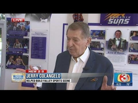Valley sports legend and business icon Jerry Colangelo honored with a museum