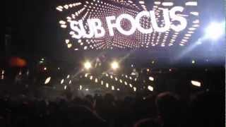 (db) Sub Focus @ Ultra Music Festival 2013 (Weekend 2)