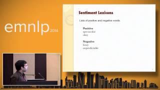 Sentiment Analysis of Social Media Texts Part 1
