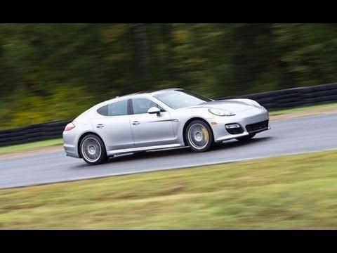 2012 Porsche Panamera Turbo S Lightning Lap 2012 Car And Driver