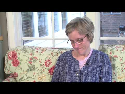Libby's Story: Courage Kenny Rehabilitation Institute – St. Croix