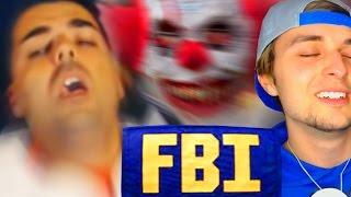 """LA VERDAD del """"secuestro"""" de los Payasos Asesinos (los otros vídeos mienten :v)"""