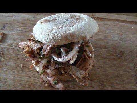 Pulled Pork Weber Gasgrill Spirit : Pulled pork sandwich das gelingt immer jetzt anschauen