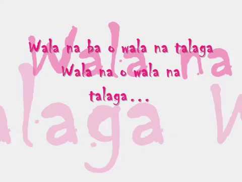 Wala Na Talaga - Klarisse De Guzman