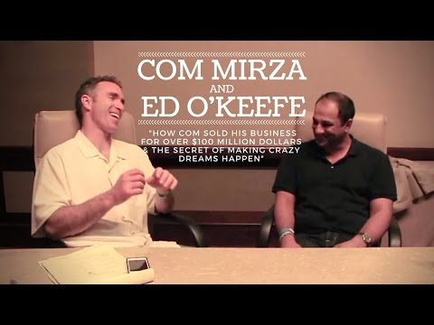 Com Mirza and Ed O'Keefe Interview