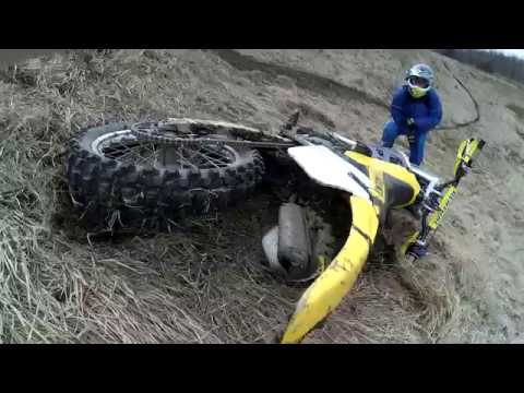Enduro Będzin: Go Hard Or Go Home (Dt 125 & Rm 125)