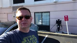 Hotels Near Kings Island Ohio with Tesla Charging