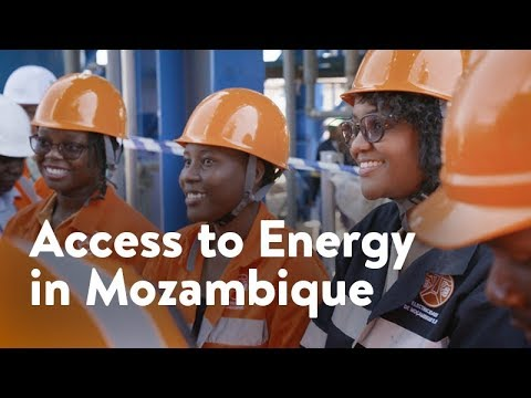 Access to Energy in Mozambique