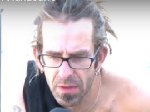 Lamb Of God's Randy Blythe posts on fall he had on stage May 24th in Camden, NJ..