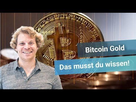 Bitcoin Gold: Abzocke oder legitim? Das MUSST du über den Fork wissen!