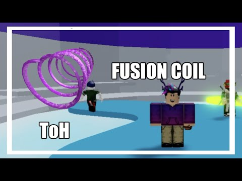 The Fusion Coil In Tower Of Hell Roblox Tower Of Hell Youtube