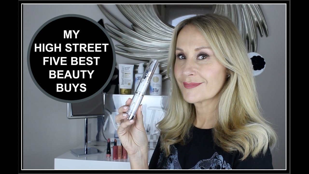 BEST HIGH STREET/ DRUGSTORE BEAUTY BUYS - NADINE BAGGOTT