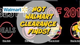 HOT WALMART CLEARANCE FINDS!   A COUPONER'S GUIDE TO GIFTING DAY #24