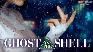 Призрак в доспехах - Motoko - Ghost in Shell