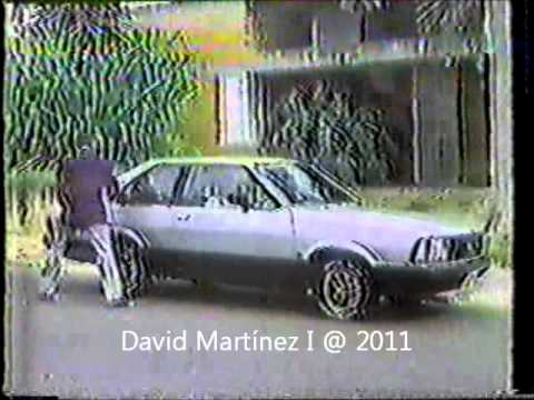 Ford Corcel Ghia 1984 Venezuela.wmv