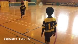 vs 函館サッカースクール 予選リーグ一回戦 前半.