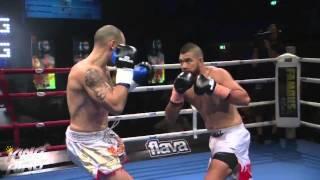 Quarter Final 2: Simon Maait [bulldog Gym] Vs Zak Fatamaka [grizzly Thai Boxing]