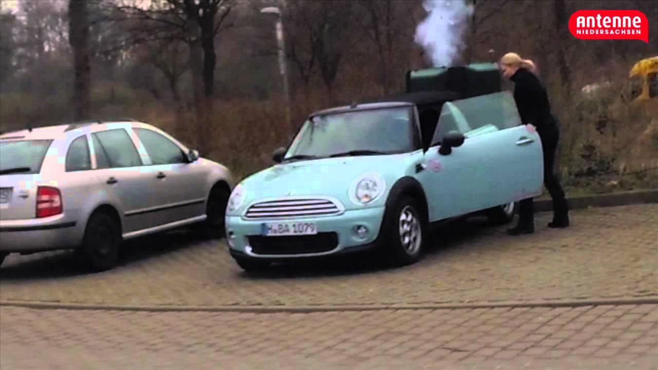 jasmin aus melbeck gewinnt ein nagelneues mini cabrio. Black Bedroom Furniture Sets. Home Design Ideas