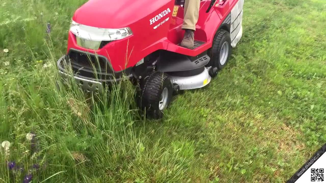trattorini honda