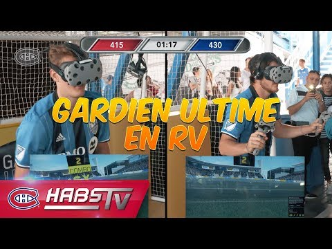 The Duel: VR Soccer