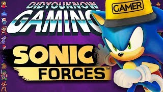Sonic Forces - Did you Know Gaming? Met Chadtronic