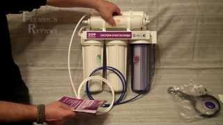 RAIFIL NOVO 5 Система очистки питьевой воды обзор