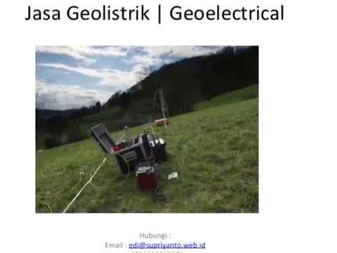Jasa Geolistrik | Geo Electric Kabupaten Morowali Utara-Kolonodale Sulawesi Tengah