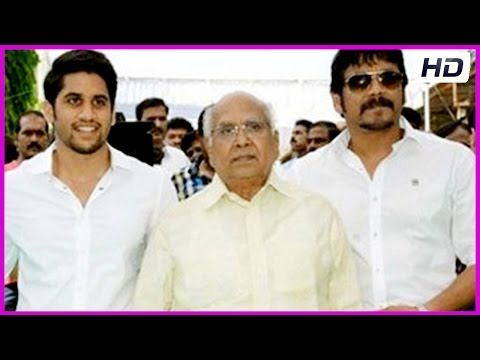 Manam - Latest Telugu Movie Sangeetham Celebration  - ANR,Nagarjuna,Samantha(HD)