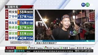 韓國瑜翻轉高雄 選民用放大鏡監督 | 華視新聞 20181125