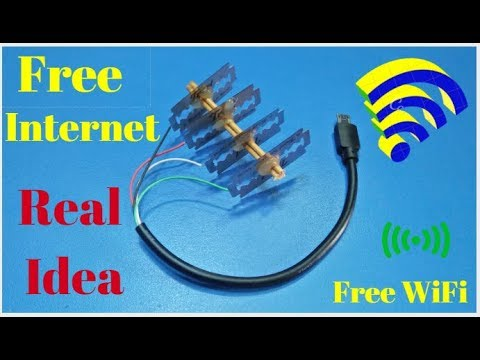 get free internet without wifi router 100% free internet new technology real ideas