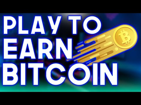 Earn Bitcoin Fast Without Mining 2021 | Earn Crypto Playing Games | Earn Bitcoin Apps 2021