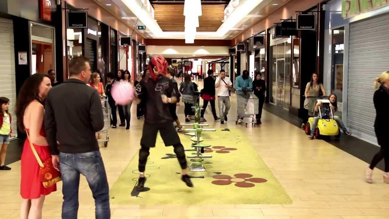 Harlem shake du centre commercial chateaufarine besan on youtube - Centre commercial chateaufarine ...