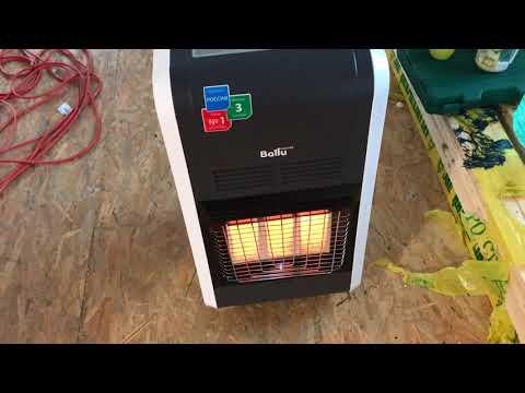 Газовая керамическая печка Ballu BIGH-55
