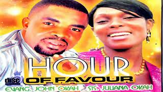 Evang. John Okah -Hour Oḟ Favour (Audio) | Worship songs 2020 | Gospel Songs😍