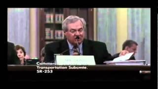 U.S. Senate Hearing On Port Authority of New York / New Jersey
