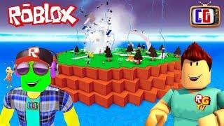 Веселое ВЫЖИВАНИЕ мульт героев Роблокс на ОПАСНОМ ОСТРОВЕ Видео от Cool GAMES и Roblox Games TV