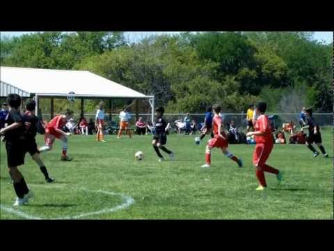 Axel Picazo 11 Years Old – Young Soccer Player (2012)