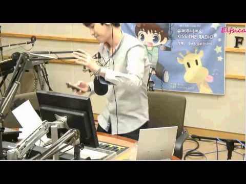 141001 KTR Kyuhyun Live 너라서 (Because It's You)