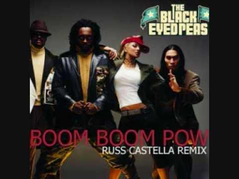 Black Eyed Peas - Bom Boom Pow