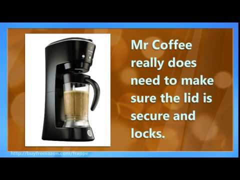 one big coffee machine