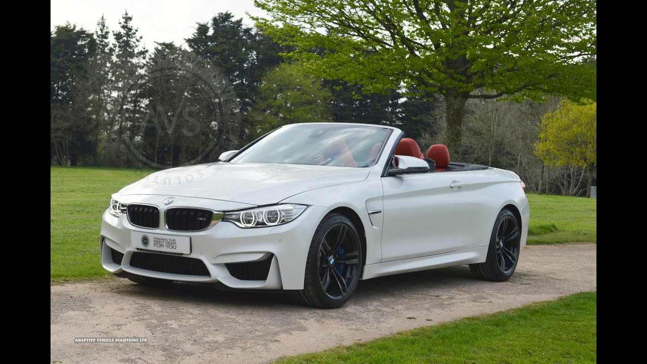 Bmw M4 Convertible Dct Sold Youtube