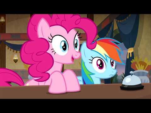 Pinkie Pie 'talking Fancy'