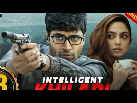 Download New Released south dashing romantic movie in hindi dubbed Intelligent khiladi