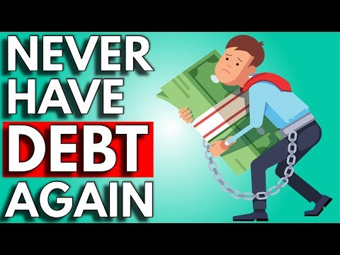 You'll Never Have Debt Again After Watching This | How To Pay Off Debt Faster