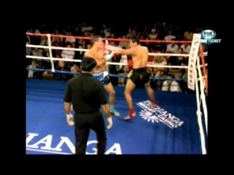 fabio pinca vs. kaesak II wck muay thai pechanga casino 7.19.2008
