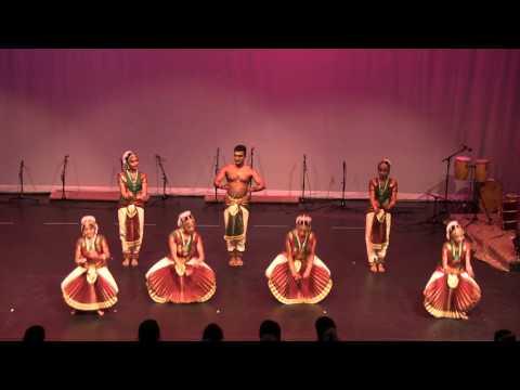Bharathanatyam:  By: Naduvanga Kalaamani & Nadiyakalaa Kulanithy,  Srimathi. Vanitha Kugenthiran