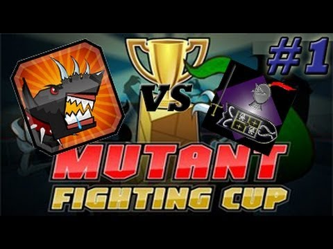 mutant fighting cup 3